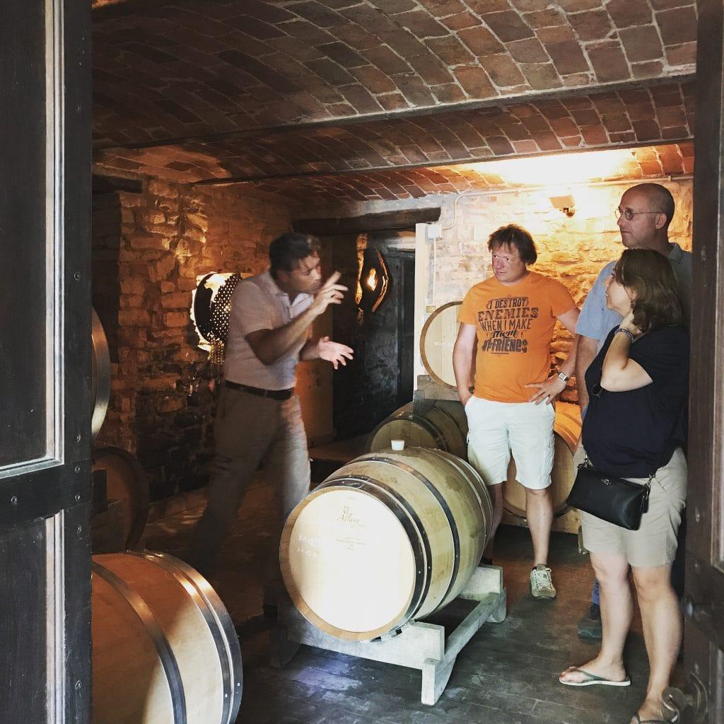 Forteto della luja | Wijnproeverij