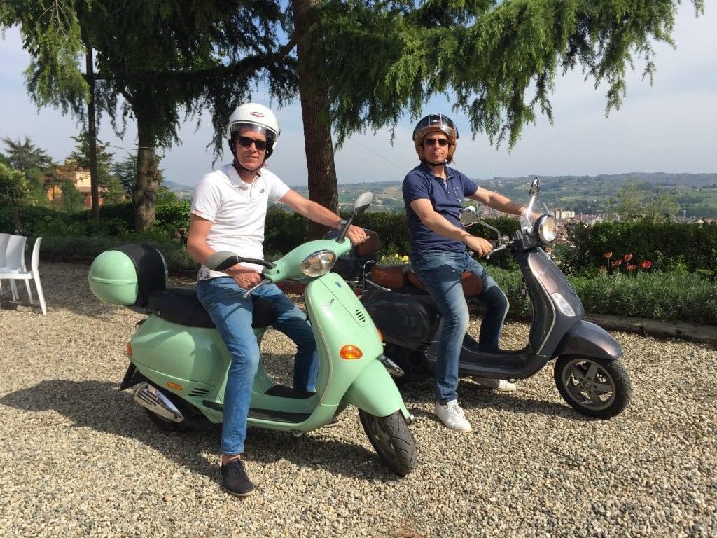 Tenuta il Castelletto|Belevenissen|Vespaverhuur
