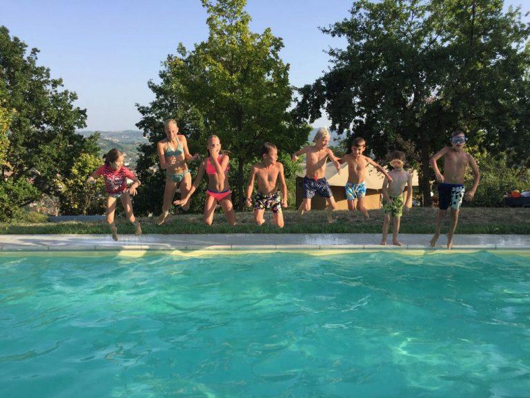 Tenuta il Castelletto|Sfeer|Kidszwembad