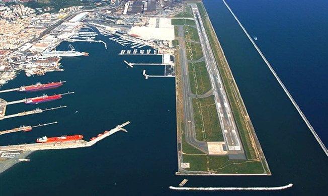 Airport Genua
