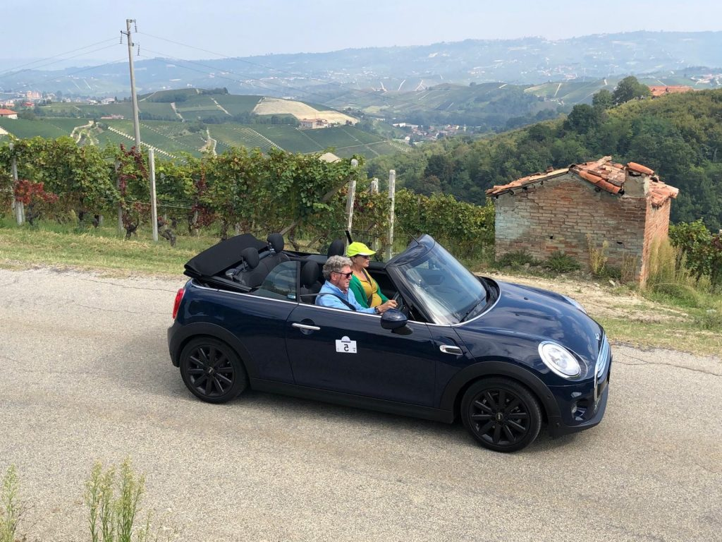 Castelletto | Cabrio tour
