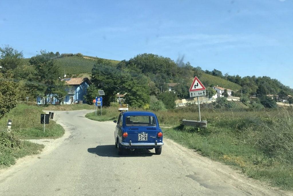 Tenuta il Castelletto Fiat 850
