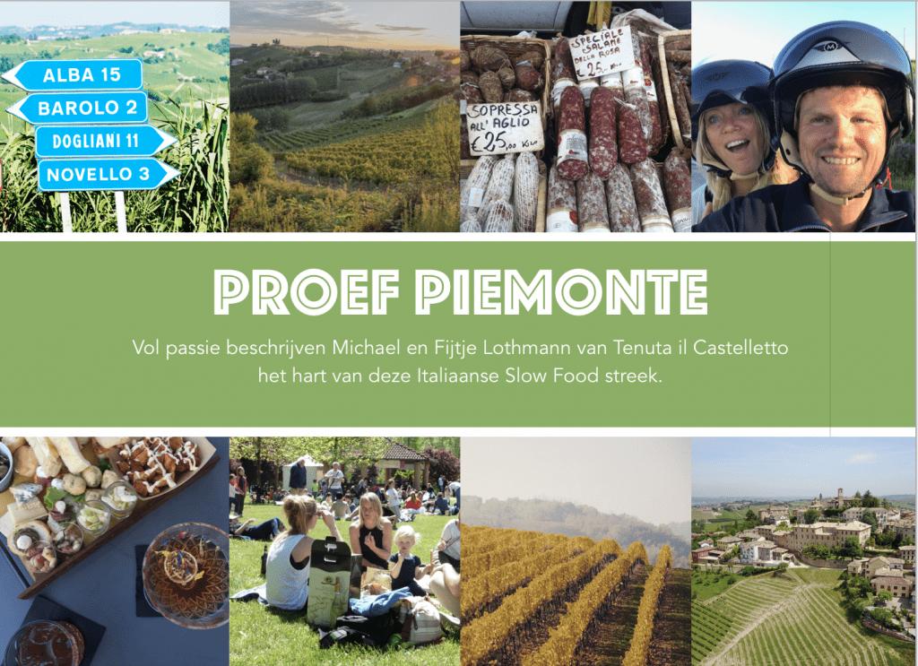 Proef Piemonte cover