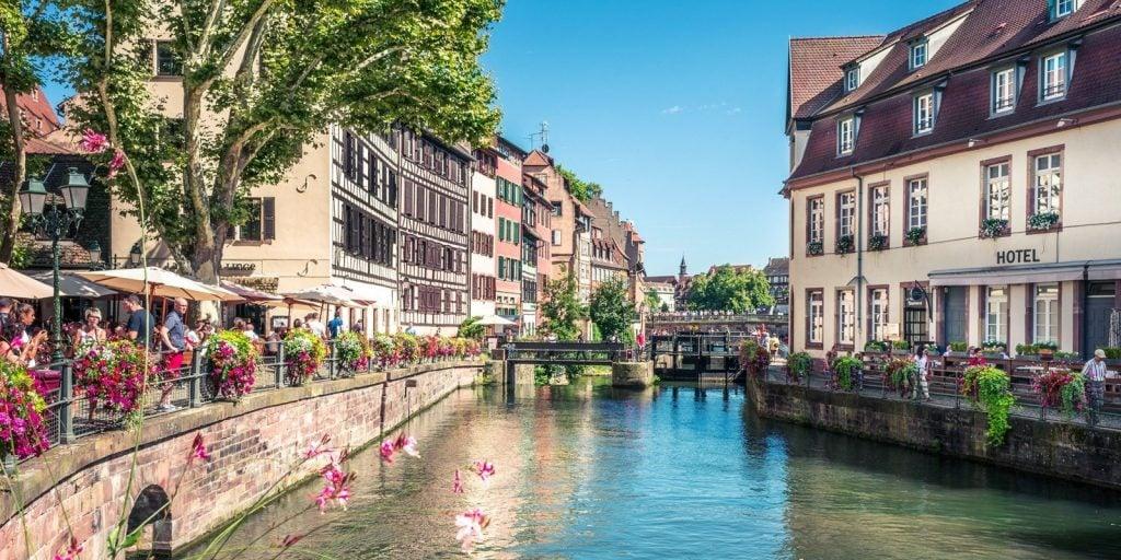 Leuke tussenstop naar Italie | Straatsburg