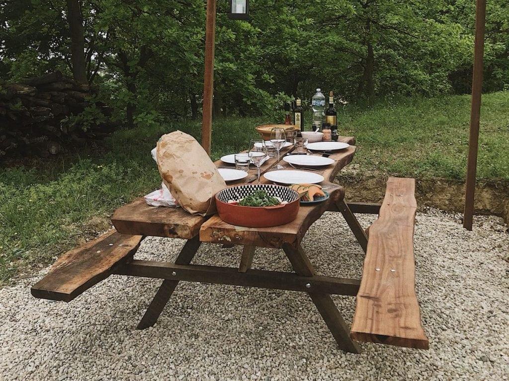 il Castelletto | BBQ picknickbank