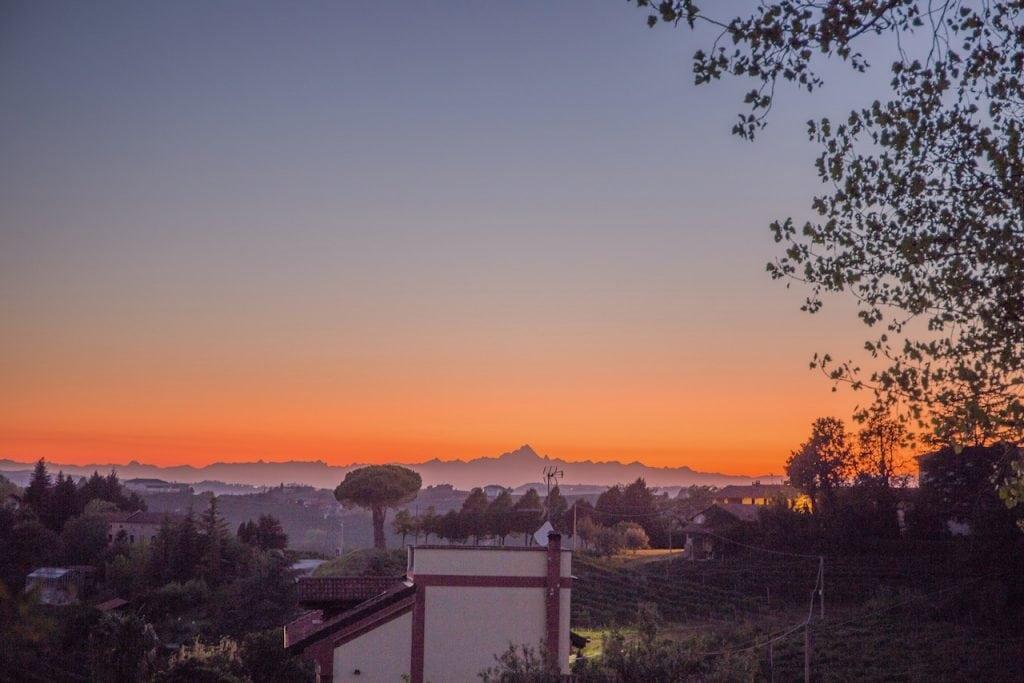 il Castelletto | Uitzicht alpen